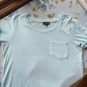 Mint lightweight sweater top The Limited